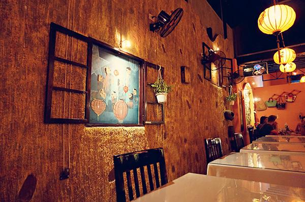 Cute restaurant in Nha Trang