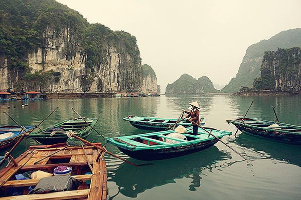 Enchanting Ha Long Bay