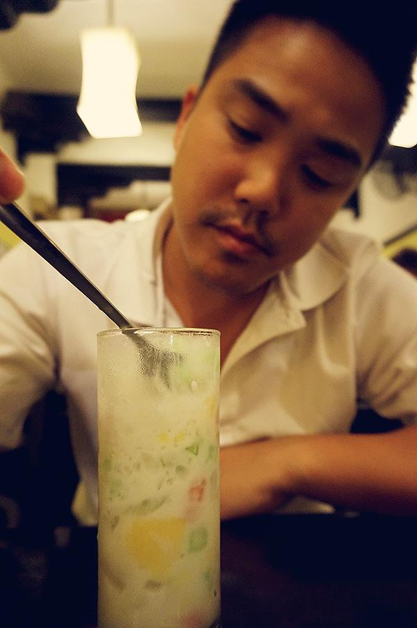 Yummy drinks!